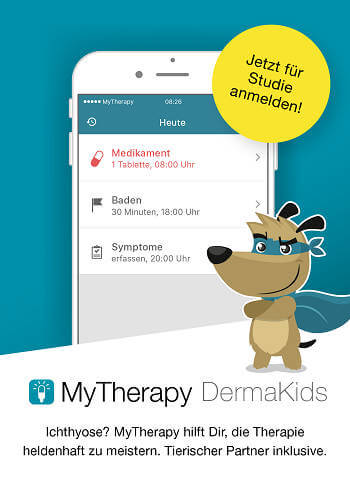 DermaKids Arzneimittel-App
